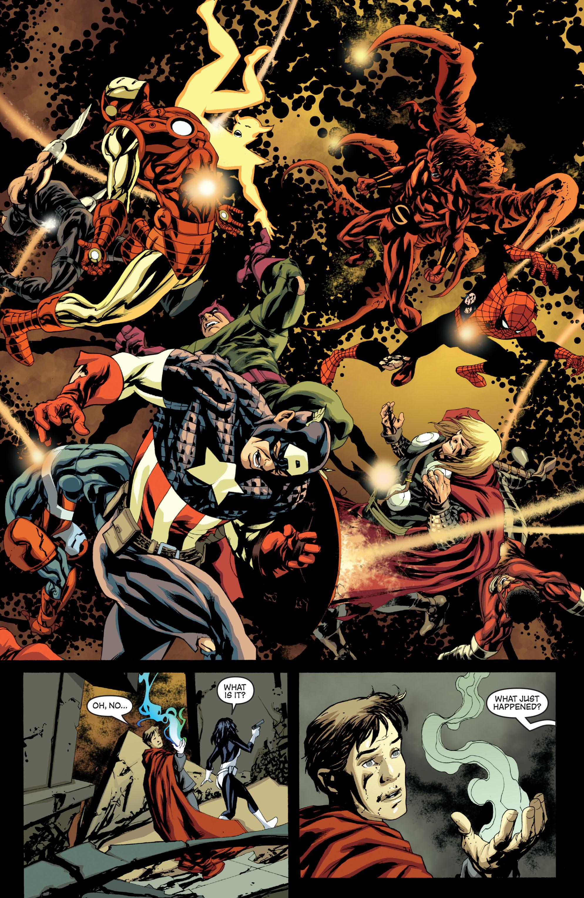 New Avengers (2005) chap 64 pic 15