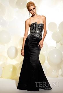 Lange Kleider Prom - Terani Kollektion 2012 - 2013 - Teil III