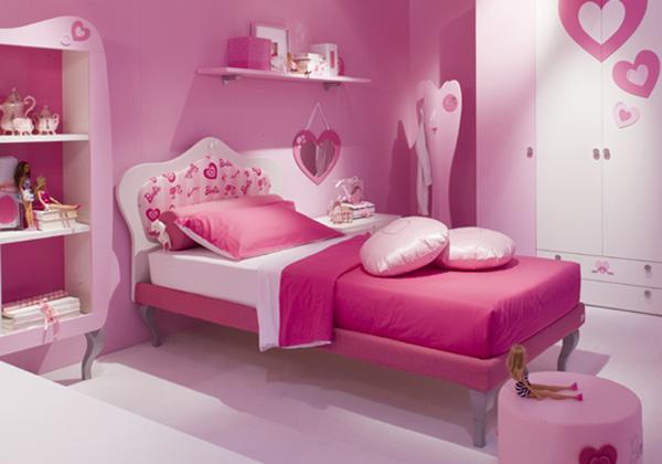Dormitorios de barbie para ni as dormitorios con estilo - Juegos de decorar la casa de barbie con piscina ...
