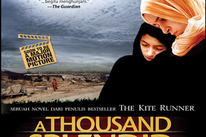 Download Novel Gratis A Thousand Splendid Suns – Khaled Hosseini