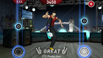 Free Download Cristiano Ronaldo Freestyle Soccer PC Game Full Version