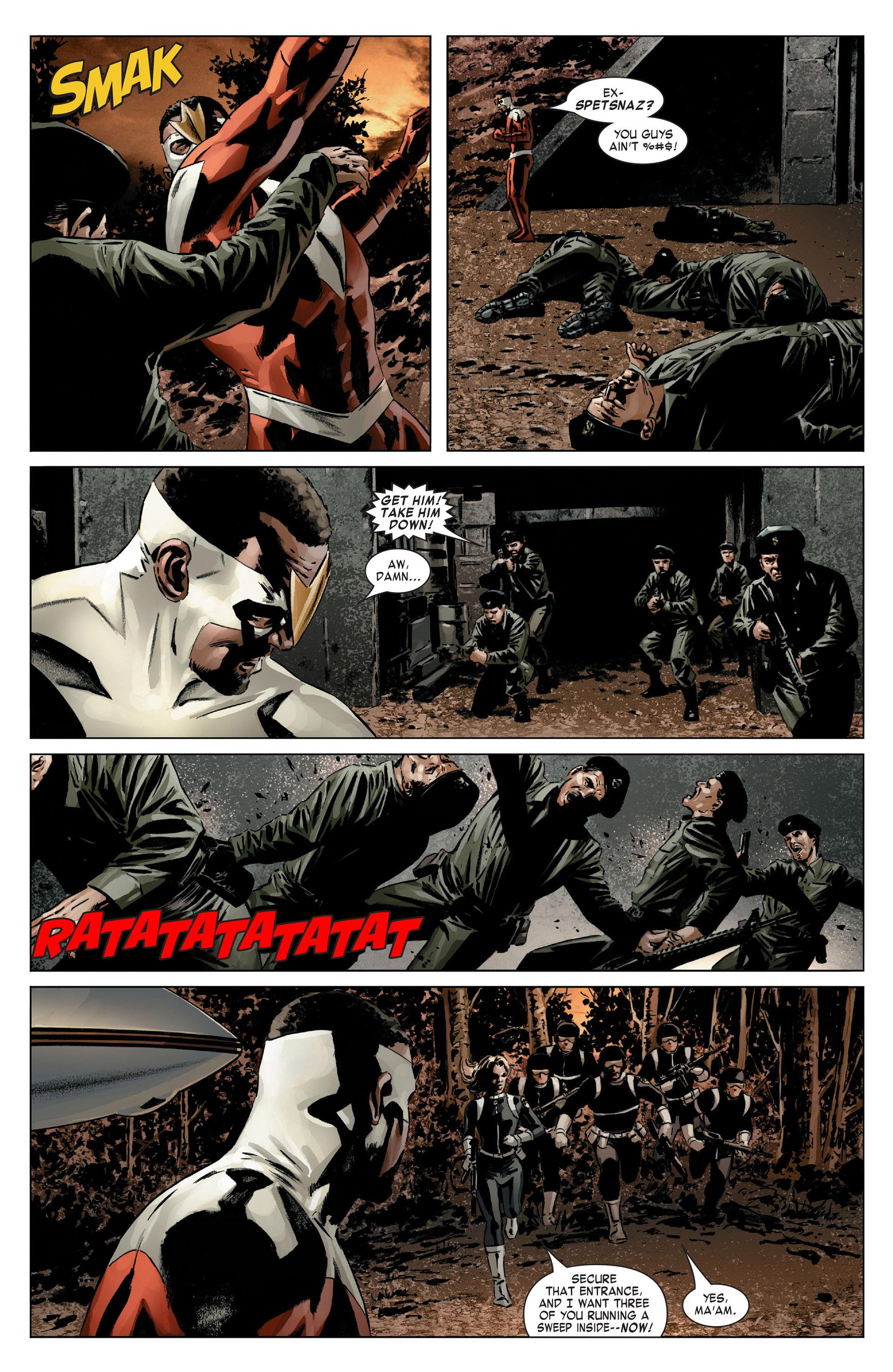 Captain America (2005) Issue #14 #14 - English 10