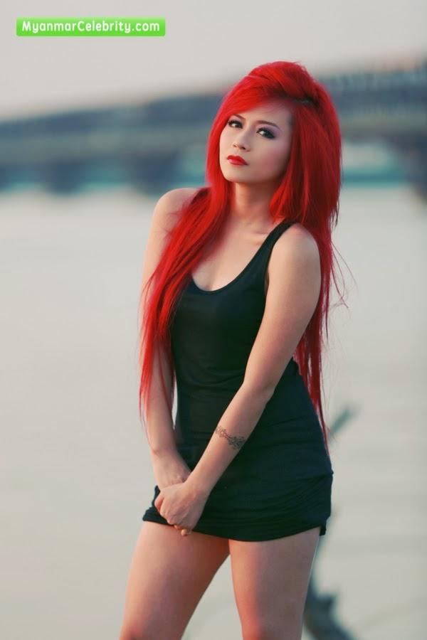 Model Lei Ya Min