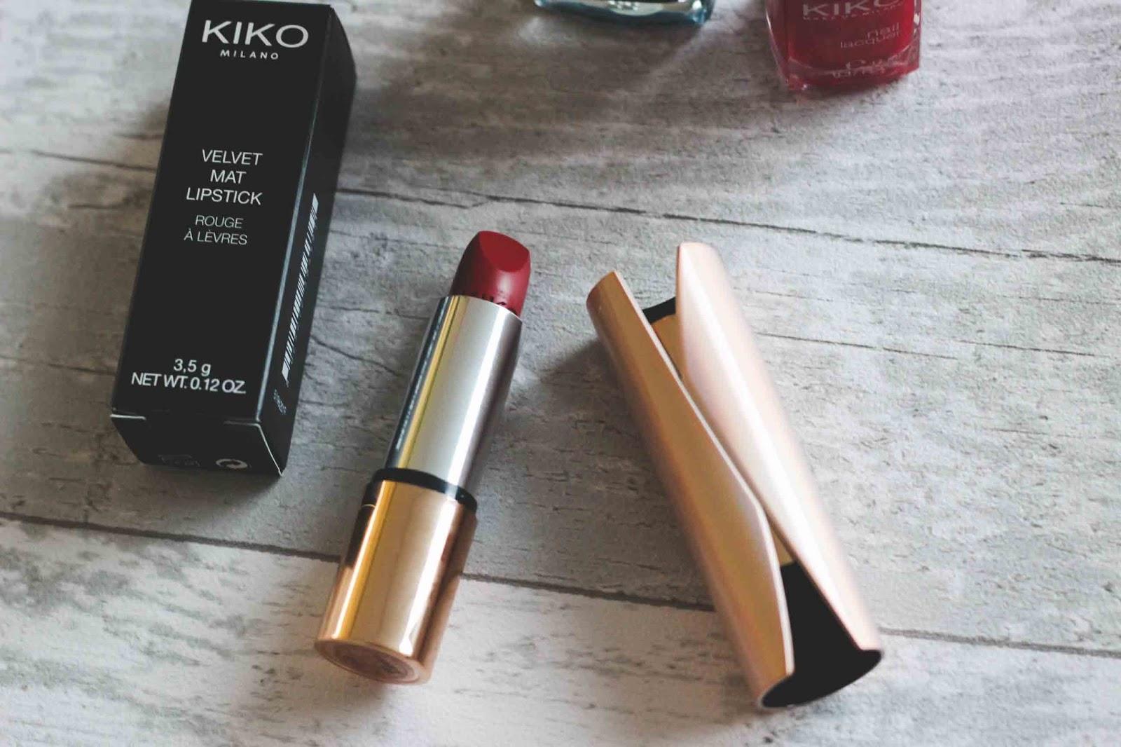 Kiko Milano Blog giveaway