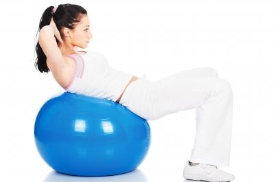 Träna med endometrios