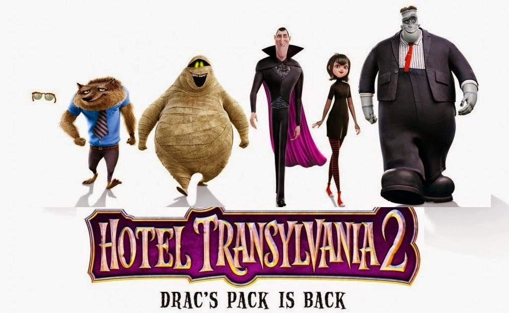 Hotel Transylvania 2
