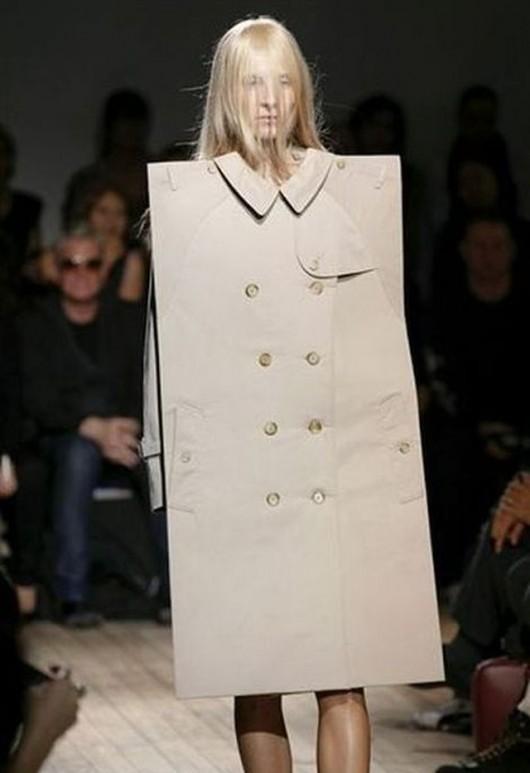 Nunca se entende a moda