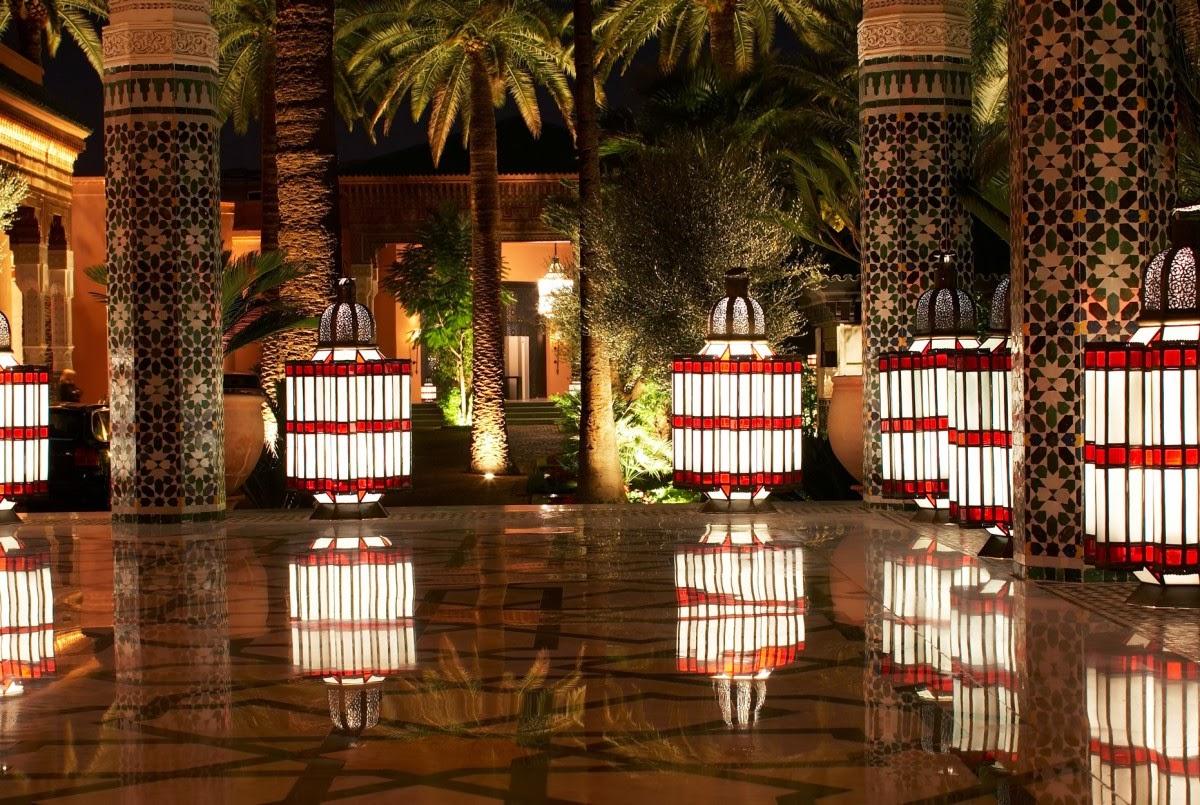 Luxury hotels la mamounia marrakech for Hotels marrakech