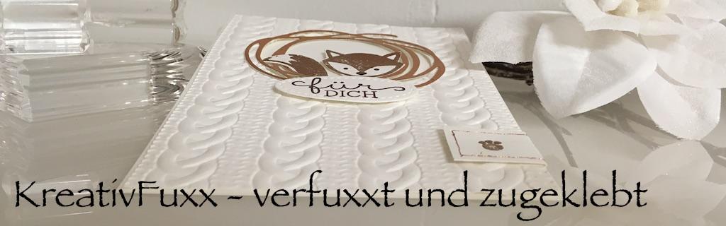KreativFuxx - verfuxxt und zugeklebt