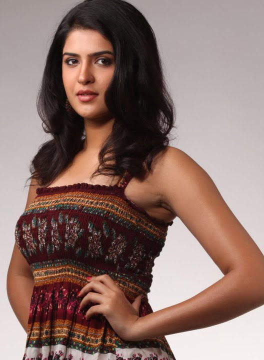 Actress Deeksha Seth Movie Rajapattai Vettai Mannan Hot ...