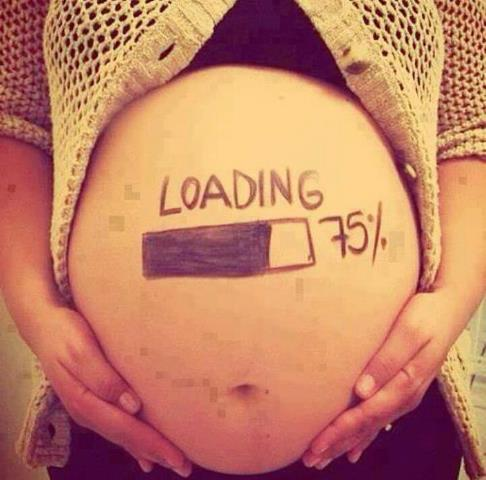 Funny pictures on facebook pregnant