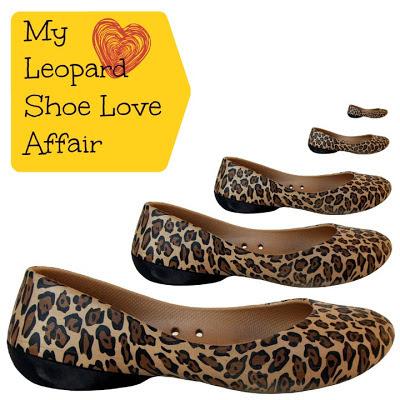 Leapard Crocs