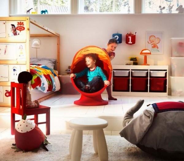 Inspiring Bedrooms Design Kids Ideas Best Ikea Children S Room For 2012