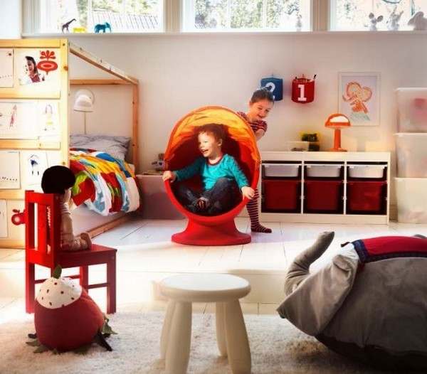 through ingenious storage units for toys to small childrens beds chairs and various toy products the ikea kids ideas for 2012 are generally - Ikea Childrens Bedroom Ideas