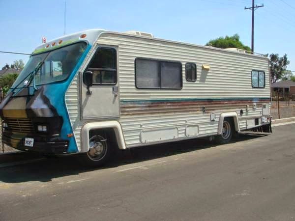 Excellent Used RVs 1989 AirStream 345LE RV For Sale For Sale By Owner
