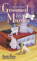 Giveaway: Groomed for Murder