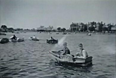 Canoe Lake 1953