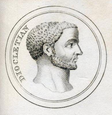 Alcuni imperatori albanesi che guidarono Roma ; Gaio Decio, Claudio il Gotico, Aurelio, Probo, Diocleziano,Costantino il Grande (Ency. Britannica)