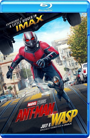 Ant-Man and the Wasp 2018 HDCAM 720p