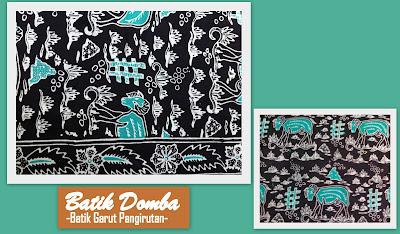 Batik motif domba garut - batik khas dari garut