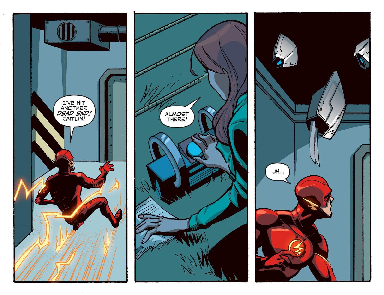 The Flash: Season Zero [I] Issue #16 #16 - English 16