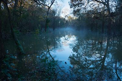 Grapevine Lake Flooding