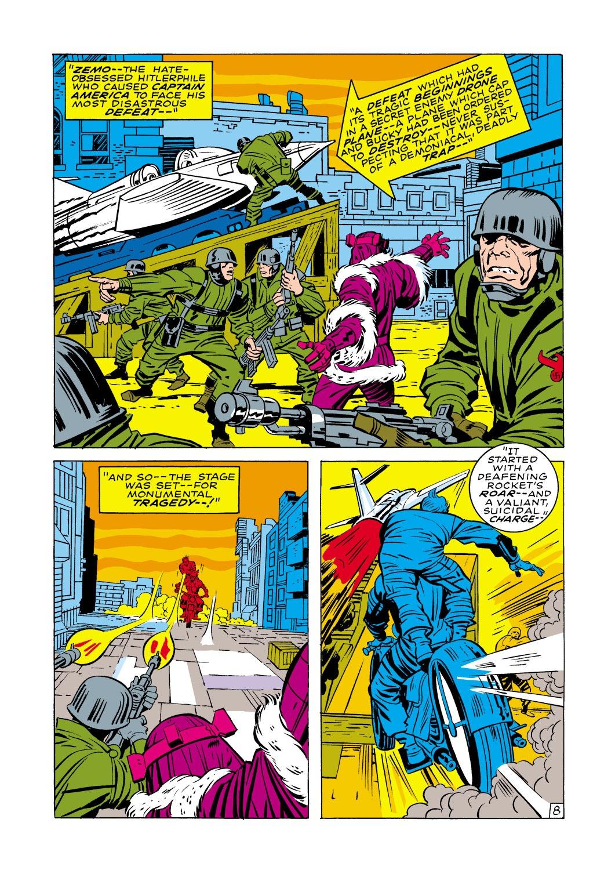 Captain America (1968) Issue #112 #26 - English 9