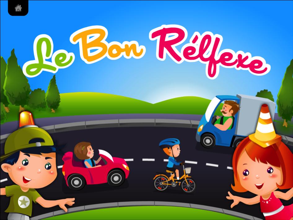 Sécurité routière jeux éducatifs