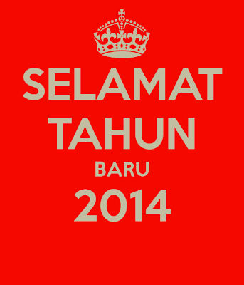 Gambar Ucapan Tahun Baru 2014