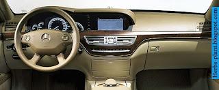 Mercedes s500 dashboard - صور تابلوه مرسيدس s500