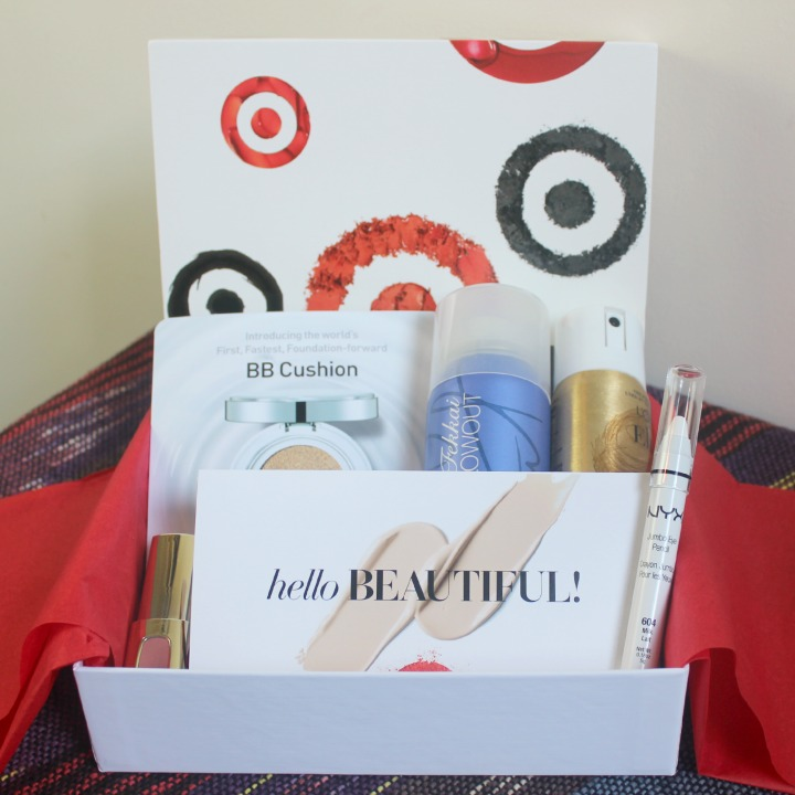 Target Beauty Box Fall 2014 - Review & Unboxing Autumn October