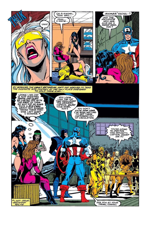 Captain America (1968) Issue #382 #315 - English 18