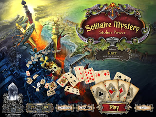 Solitaire Mystery: Stolen Power [BETA]