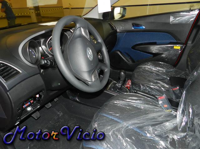Hyundai HB20 2013 - interior
