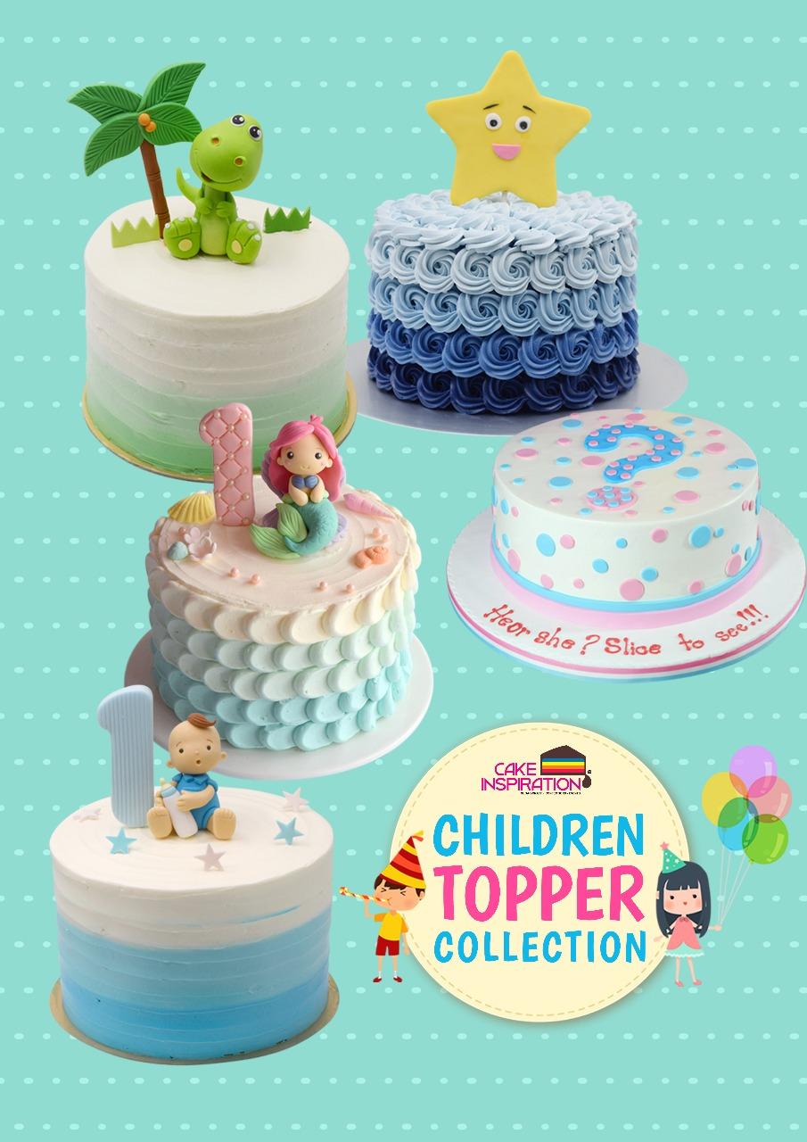 custom Cake D-I-Y