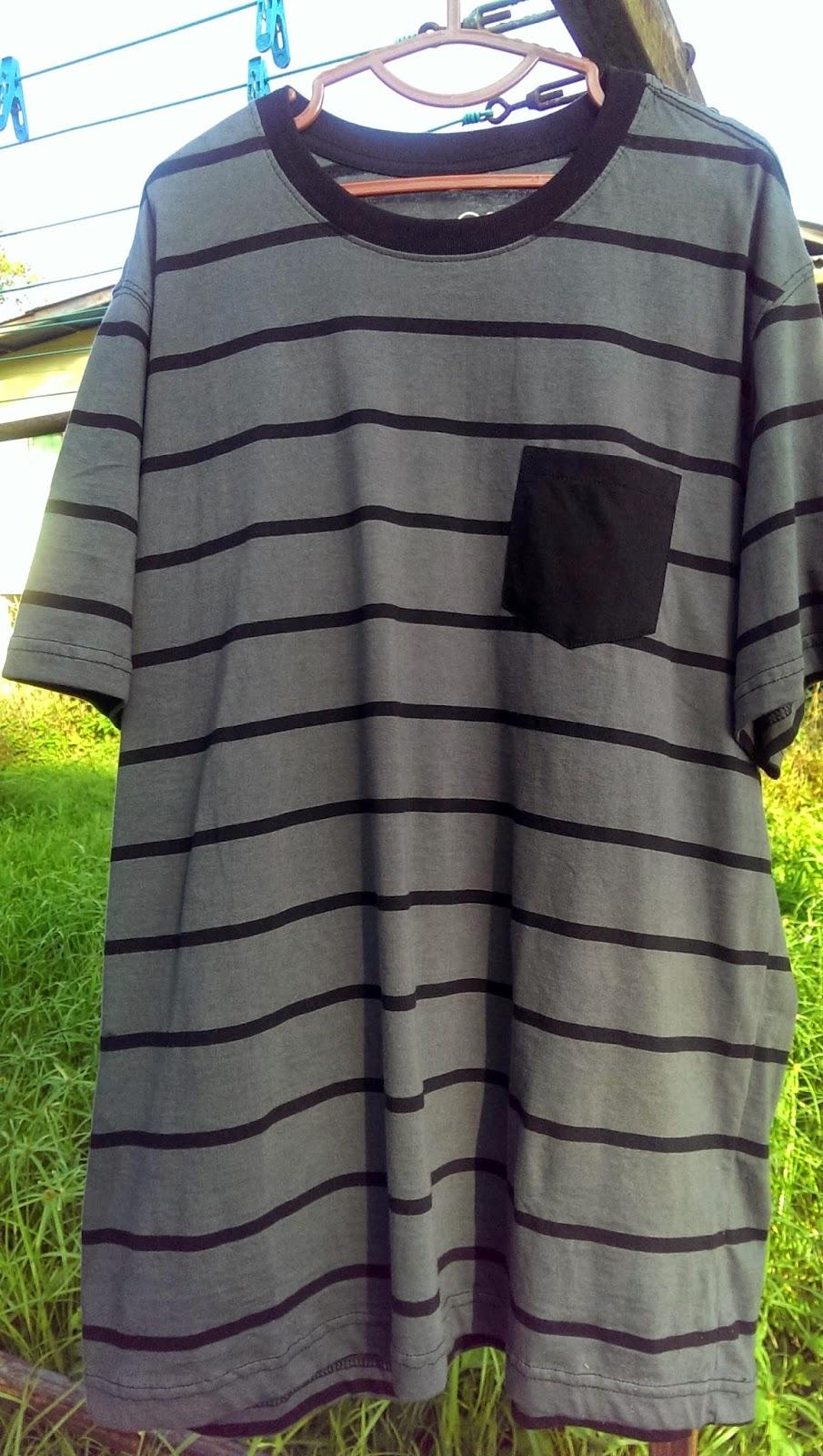Black t shirt tambah lagi - Second Ocean Pacific T Shirt Grey And Black