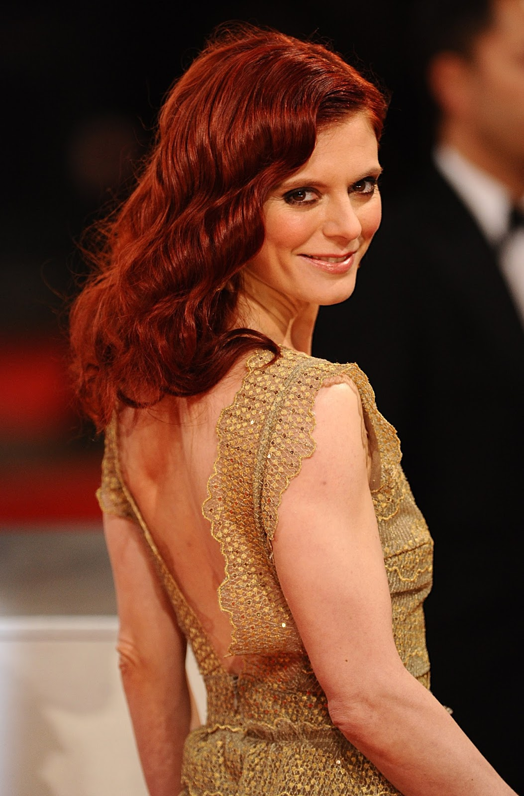 Emilia Fox Cute Hq Photos Orange British Academy Film Awards 2012