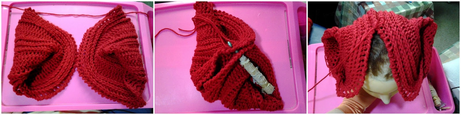 Tips for Constructing the Twisted Cat Ears Crochet Hat