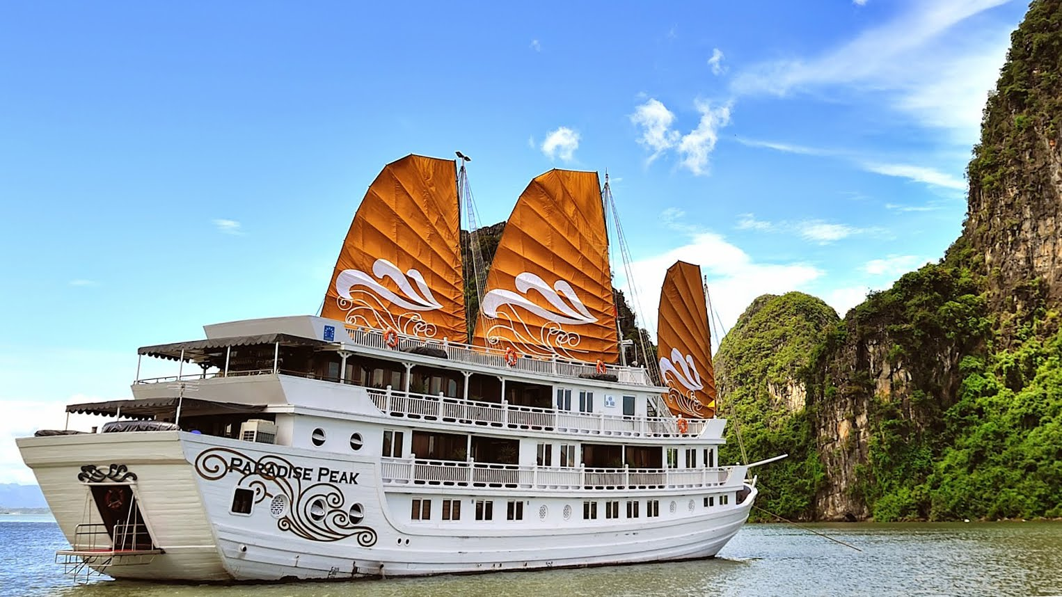 Paradise Peak Cruise