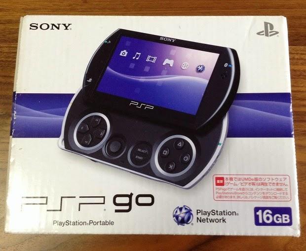Sony Psp Go 2 : Sony playstation portable go (psp go) 購入&cfw導入 とんちき録