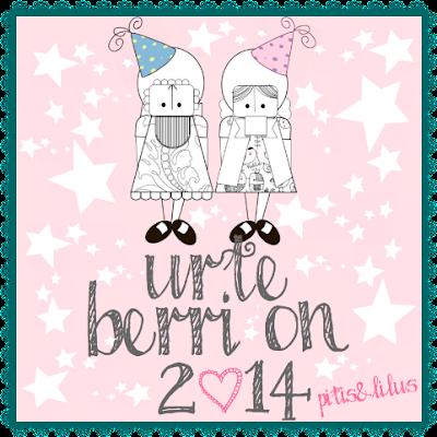 URTE BERRI ON 2014
