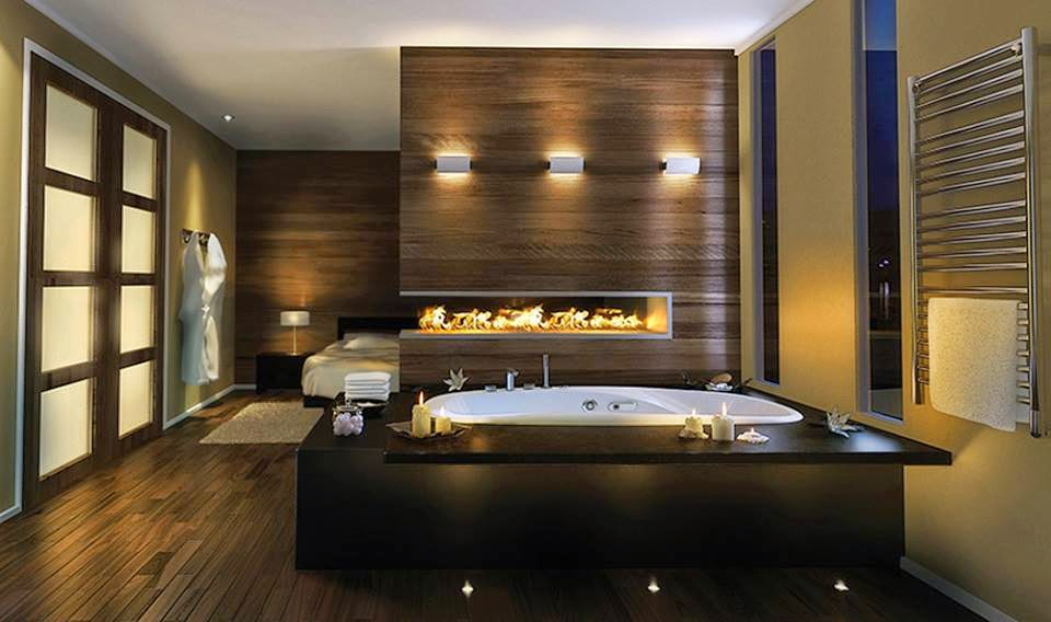 Awesome luxurious bath designs ideas