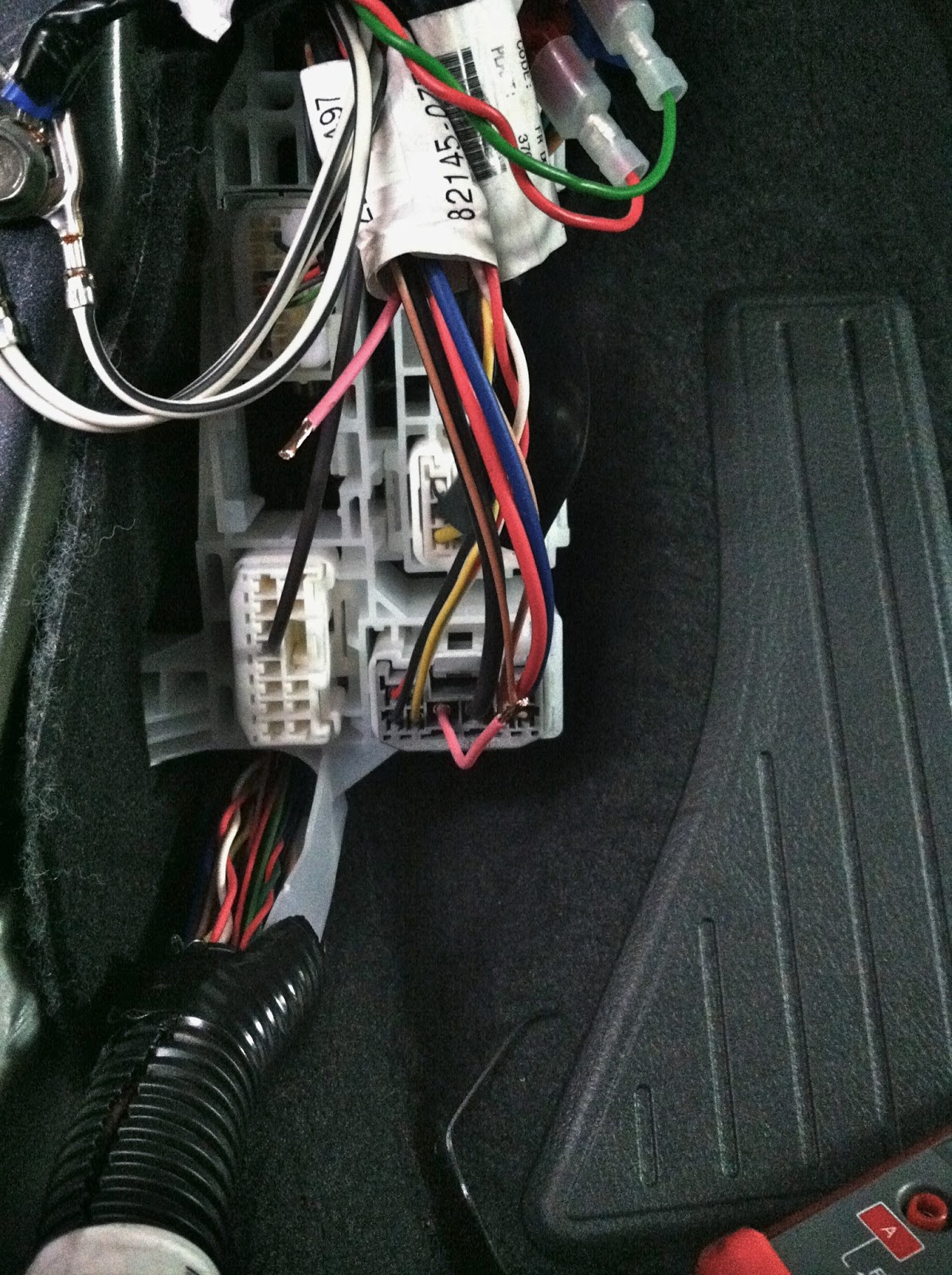 2011 Toyota Corolla Alarm Wiring Diagram - WIRE Center •