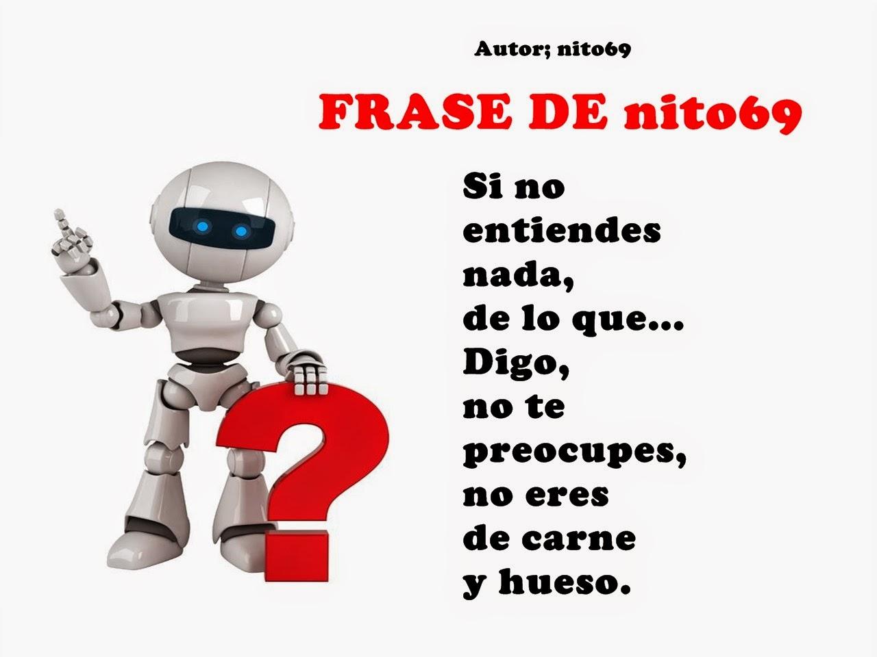 FRASE DE nito69