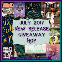 July New Release Giveaway