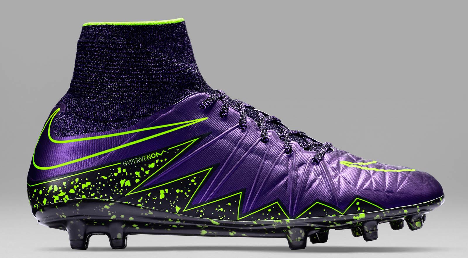 Purple Nike Hypervenom 2 2015-2016 Boots Released - Footy ...