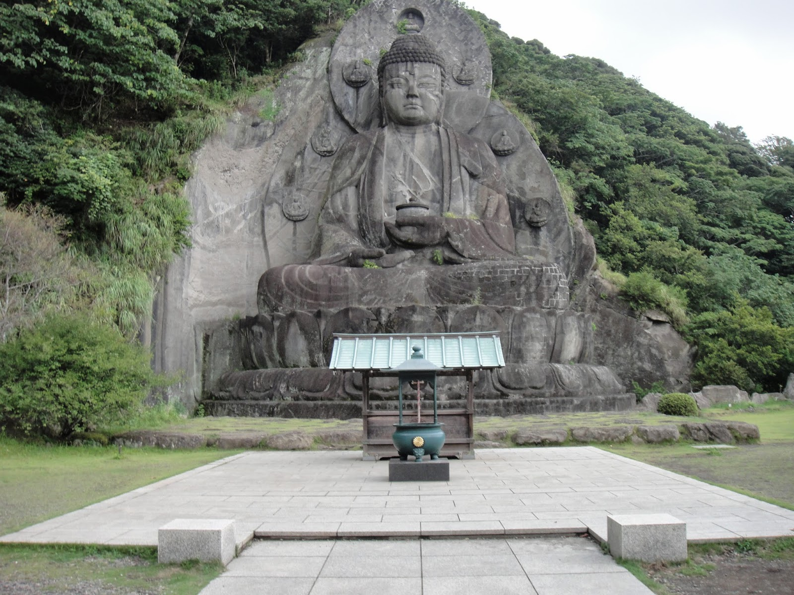 Tallest Buddha statue in Japan