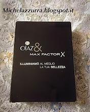 Ambasciatrice Olaz&MaxFactor