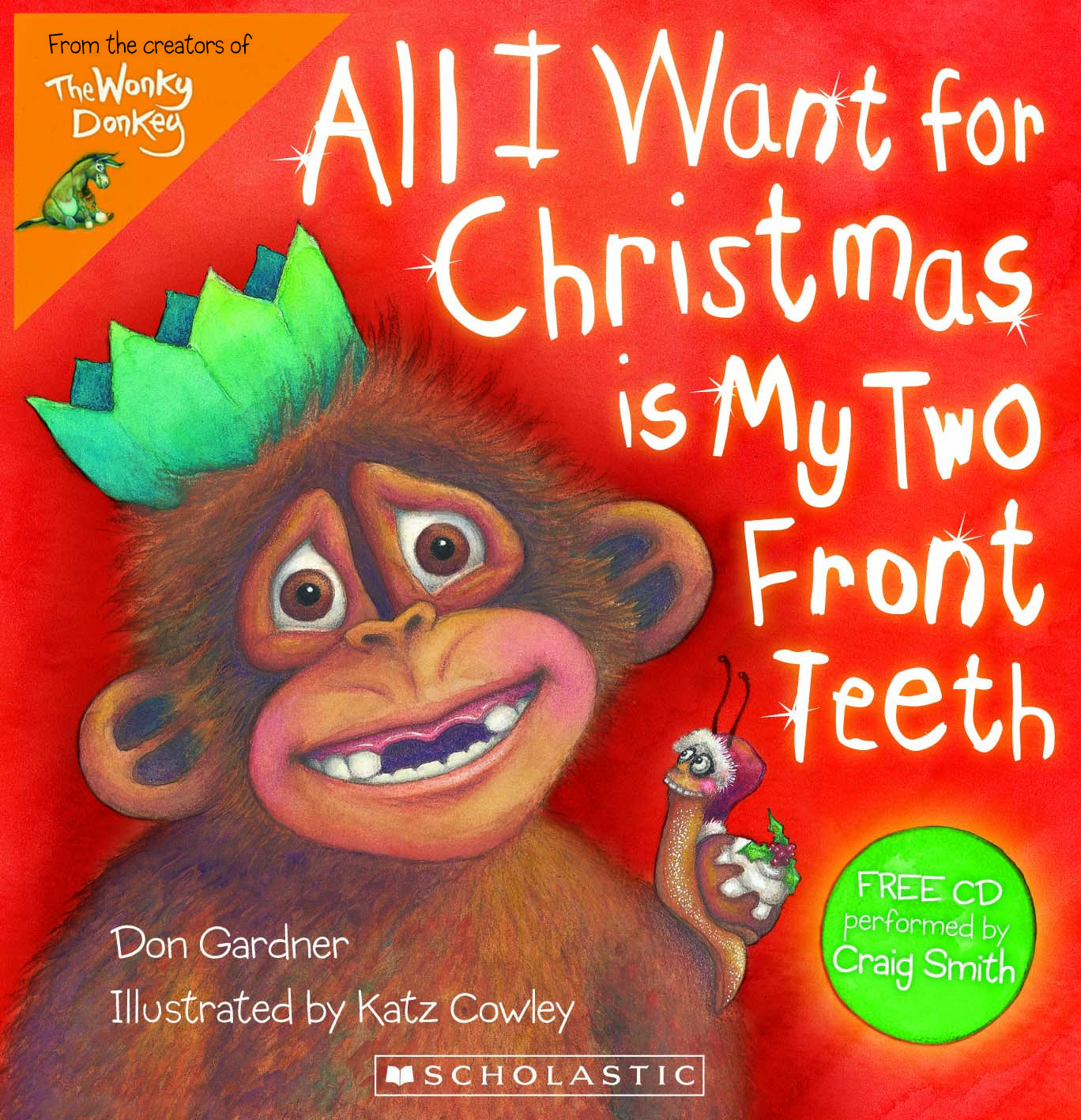 ALL I WANT FOR CHRISTMAS IS MY TWO FRONT TEETH - Moïcani - L'Odéonie