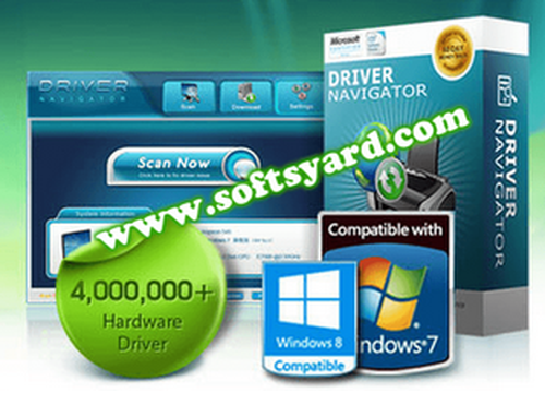 Driver Navigator v3.4.8.1 Crack full version Download